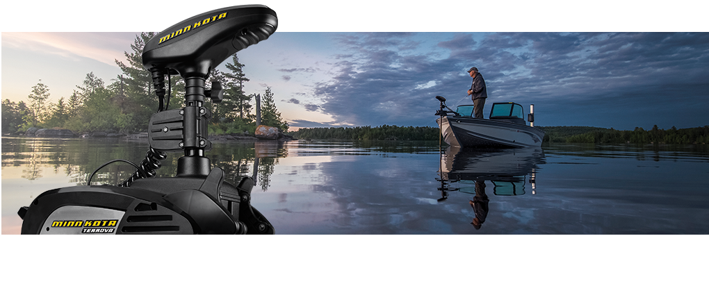 Minnkota Terrova Bluetooth